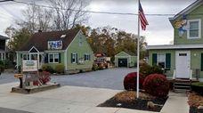 The Pine Tree Day Nursery on Roanoke Avenue