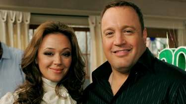 In this Jan. 25, 2007, file photo,Leah Remini