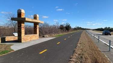 The Ocean Parkway Coastal Greenway's third and final