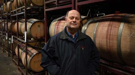 Russell Hearn, chief executive officer of Premium Wine