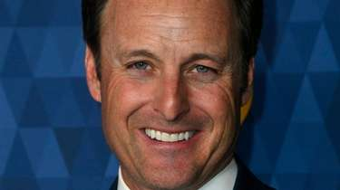 Chris Harrison attends ABC Television's Winter Press Tour