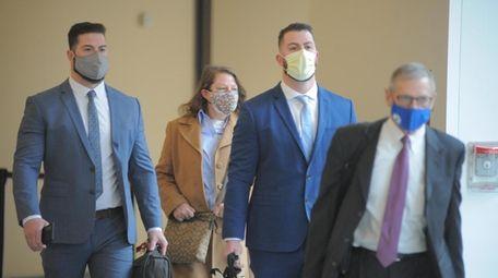 A judge on Thursday sentenced Ann Marie Drago
