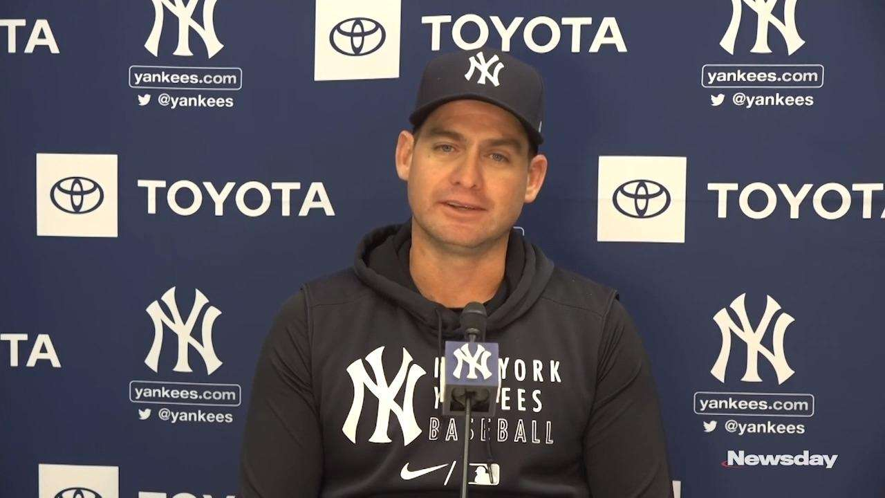 Yankees bench coach Carlos Mendoza takes on managerial