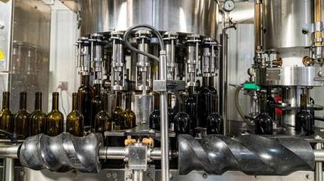 """""""The infrastructure for bottling can be cost-prohibitive for"""