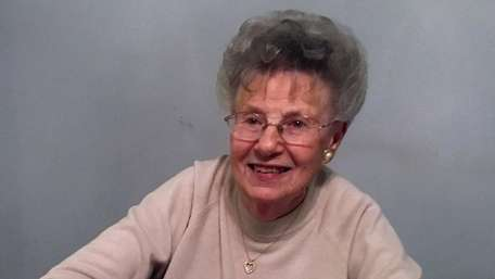 Pauline Hribok of Seaford died from complications of