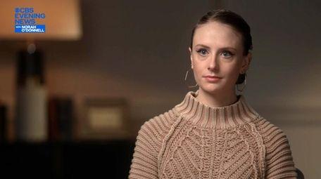 Charlotte Bennett, a former aide to Gov. Andrew