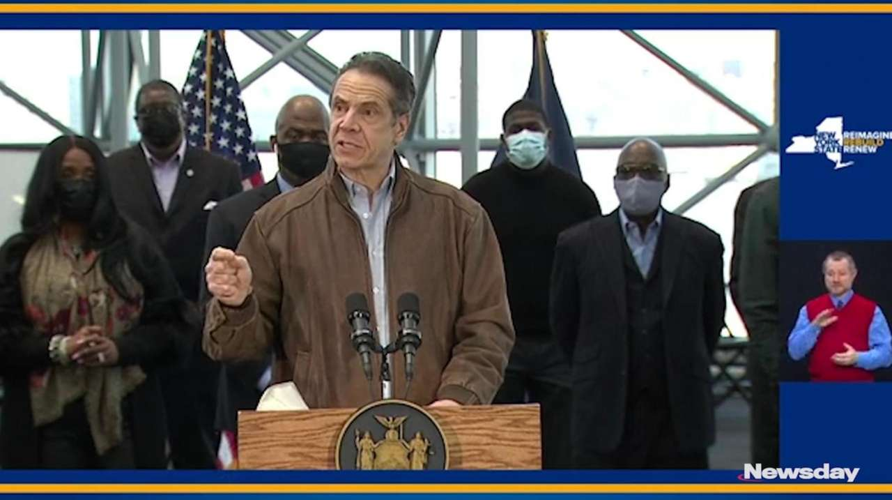 On Monday, Governor Andrew M. Cuomo announced 10
