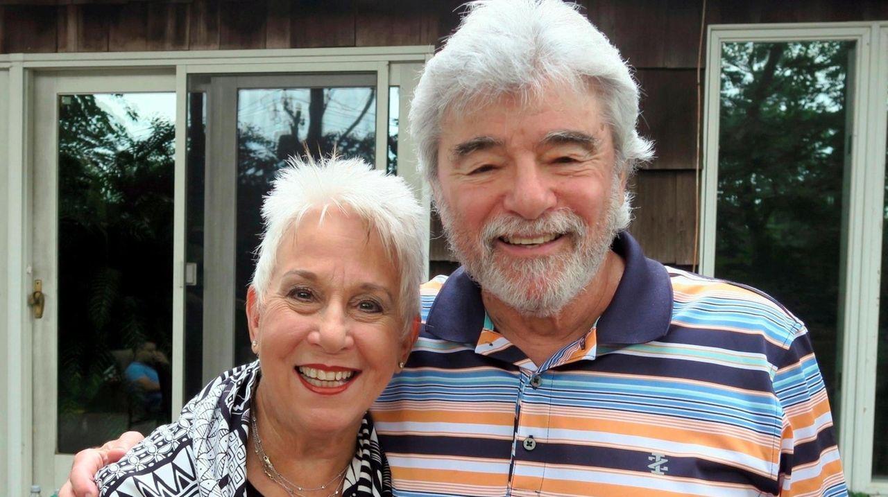 Judy and Paul Umansky of East Hills made