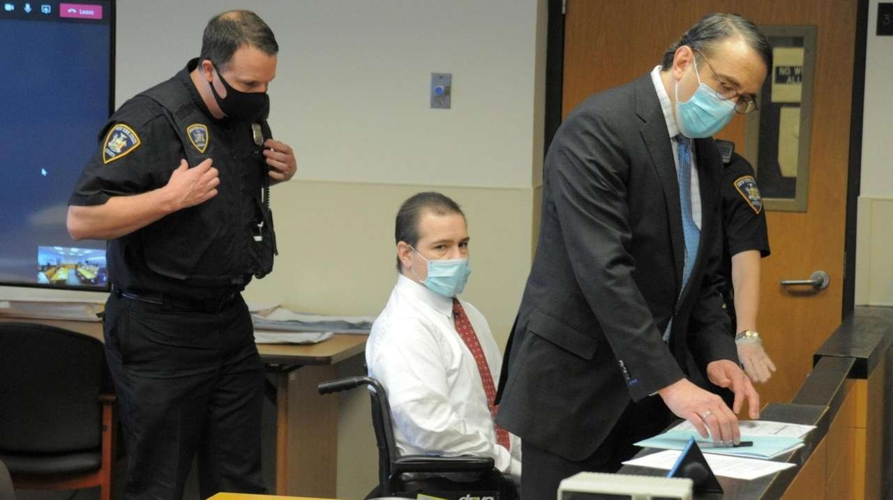 Suffolk prosecutors said announced new charges against the