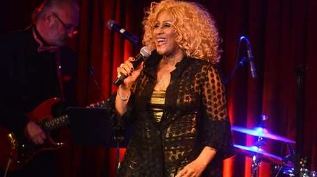 Fingers crossed: Darlene Love has been booked for