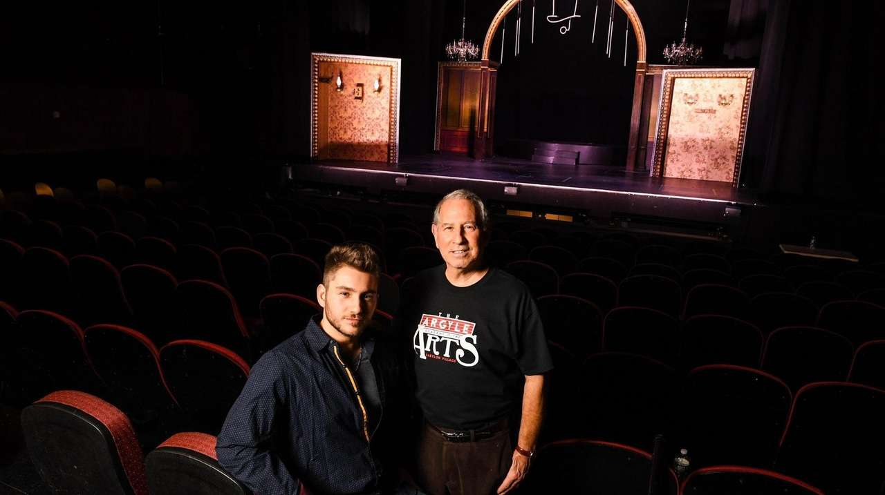 Owners of The Argyle Theatre at Babylon Village