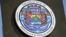 The Shinnecock Tribal Seal.