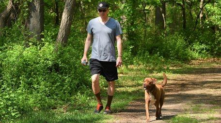 Hempstead Lake State Park, Eisenhower Park more walking
