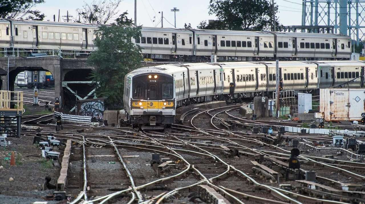 Officials on Thursday called for LIRR service cuts