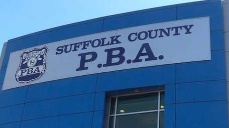 Records show the Suffolk County Police Benevolent Association