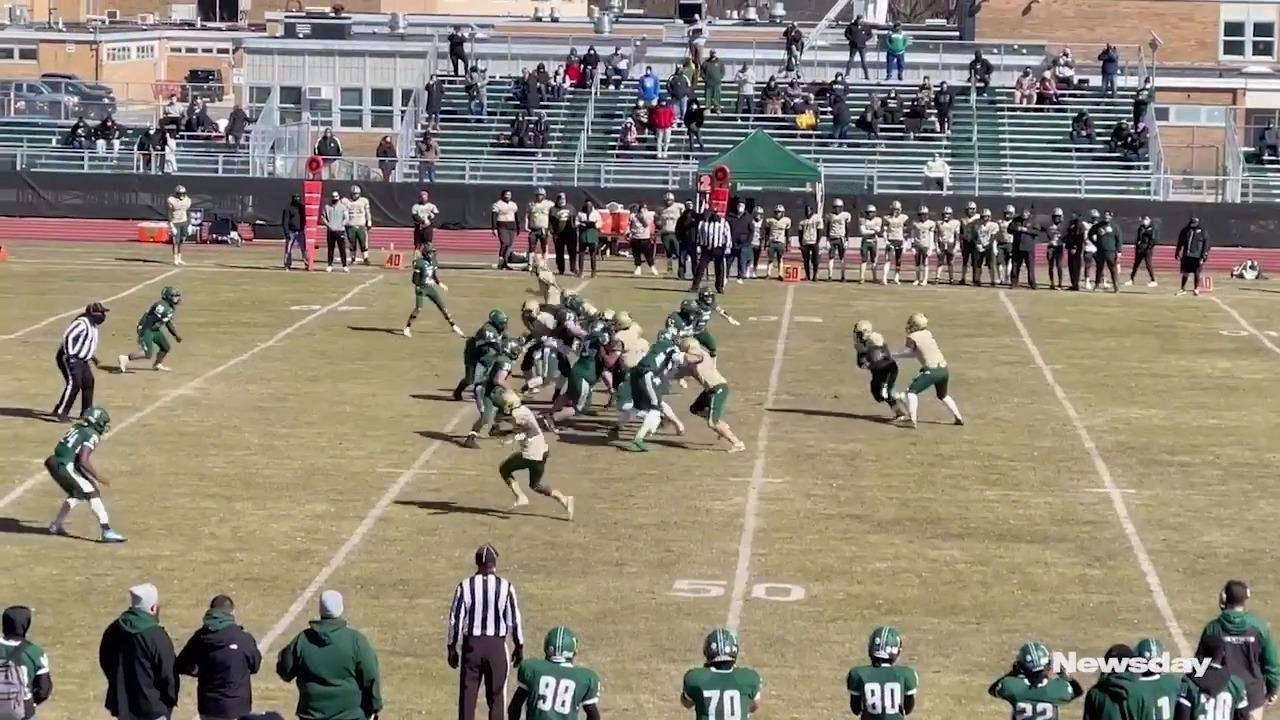 Highlights from Longwood's season-opening 56-0 victory at Brentwood