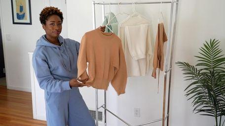 Fashion Influencer Gail Gonzalez, of Valley Stream, said