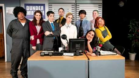 """""""The Office! A Musical Parody"""" resumes performances on"""