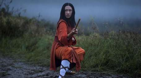 Olivia Liang stars in The CW's reboot of