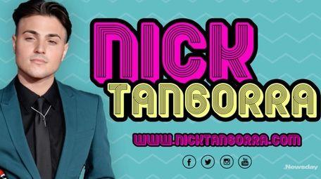Newsday's Marissa Sarbak speaks with singer-songwriter Nick Tangorra