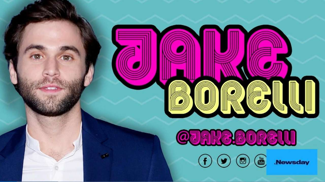 Jake Borelli, one of the stars of Grey's