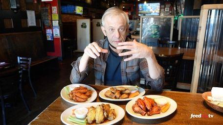 Newsday food critic Scott Vogel tries unusual flavors