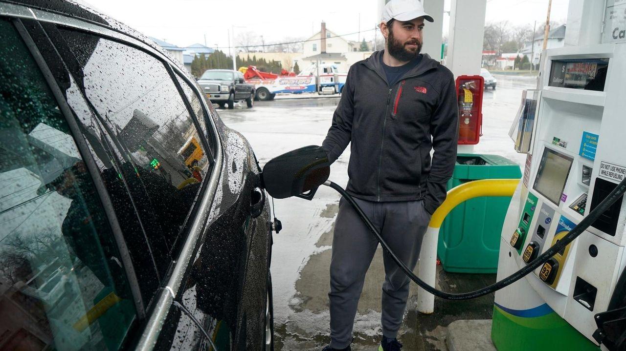 On Thursday, the average price per gallon of