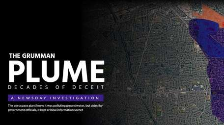 Newsday's series on the Grumman Plume led to