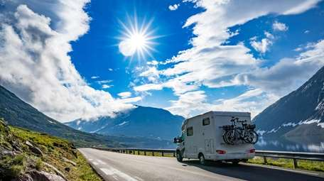 The popularity of RV travel is driven by