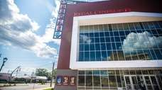 The Regal Lynbrook theater reopened on Oct. 23,