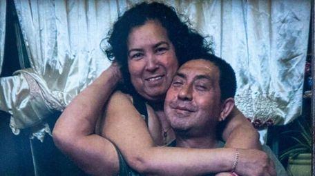 Ernesto and Sandra Lemus.