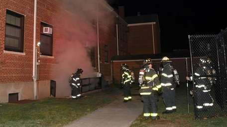 North Babylon firefighters responded to an automatic alarm