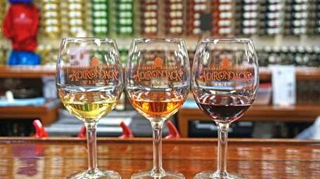 Adirondack Winery has locations in Lake George, Bolton