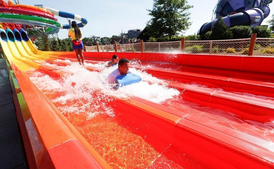 Splish Splash Water Park in Calverton plans to