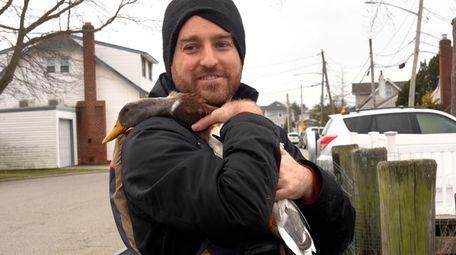 Animal activists on Wednesday took to the Baldwin