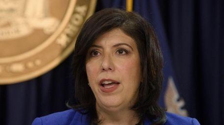 Nassau County District Attorney Madeline Singas said Wednesday