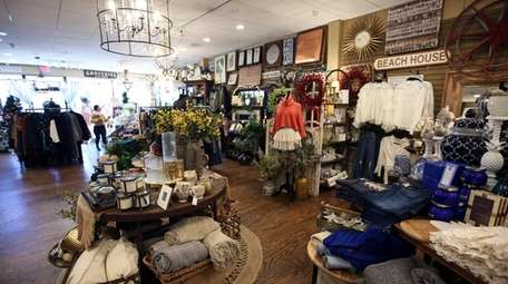 Madison's Niche gift shop features items that have