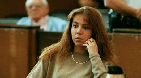 Amy Fisher in Nassau County Court in September