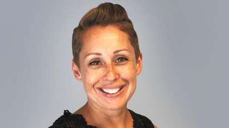 Megan Millevoy, chief people officer at Melville-based Adjuvant.Health,