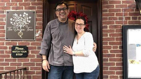 Jay Jadeja and Raquel Wolf Jadeja opened The