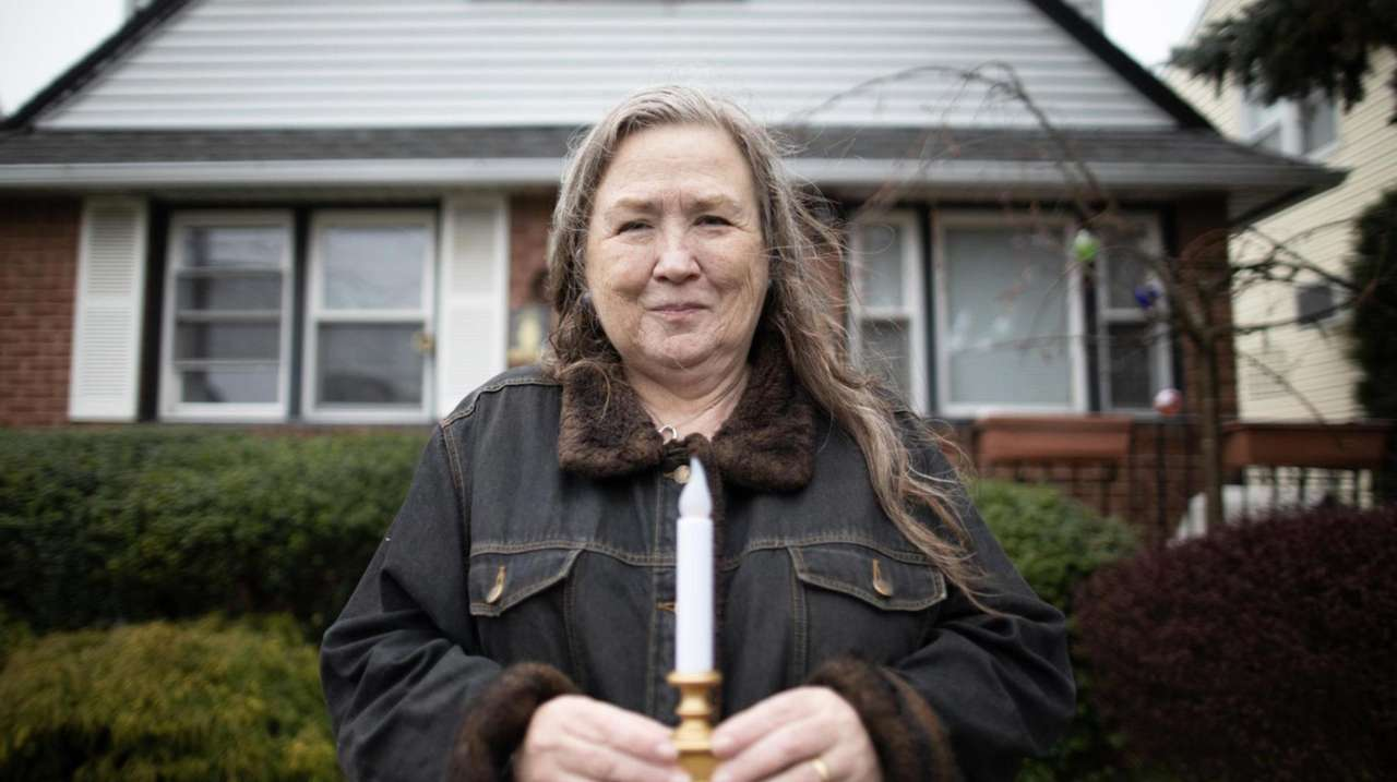 "Deborah Salant, of Franklin Square, started the ""Candles"