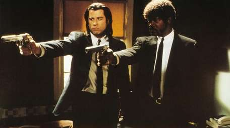 """Pulp Fiction"" rejuvenated the career of John Travolta,"
