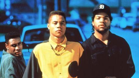 """Boyz n the Hood"" featuring Morris Chestnut, left,"