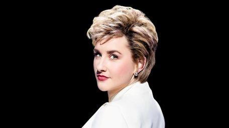 Jeanne de Waal stars as Princess Diana in