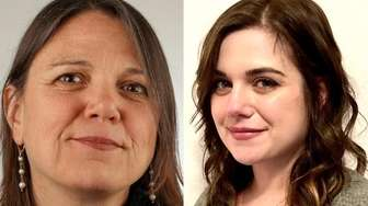 Sportswriting While Female podcast: Barbara Barker & Laura
