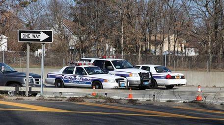 A male pedestrian was killed when he was