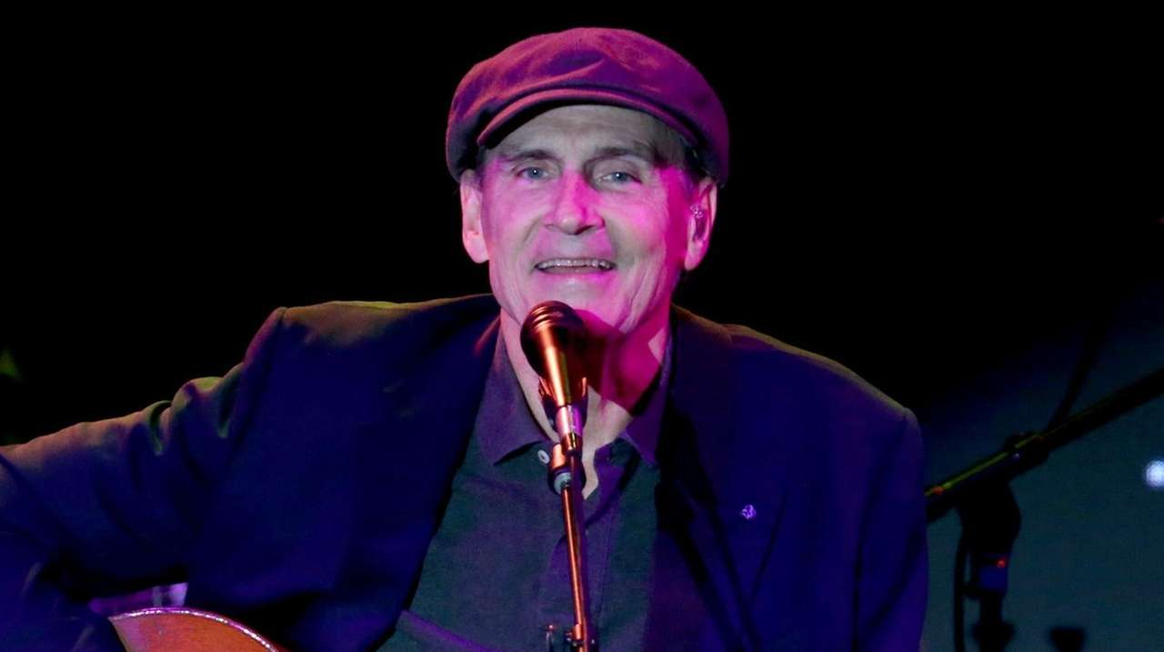 James Taylor's Jones Beach show moved to August