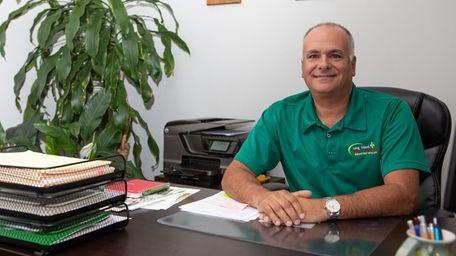 Joe Milillo, chief executive of Long Island Power