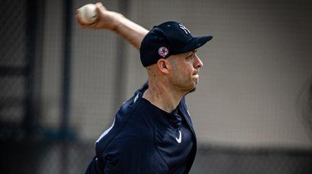Yankees' pitcher Lucas Luetge allowed just two runs