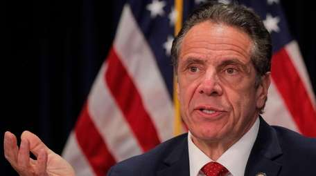 Gov. Andrew M. Cuomo on Wednesday signed into